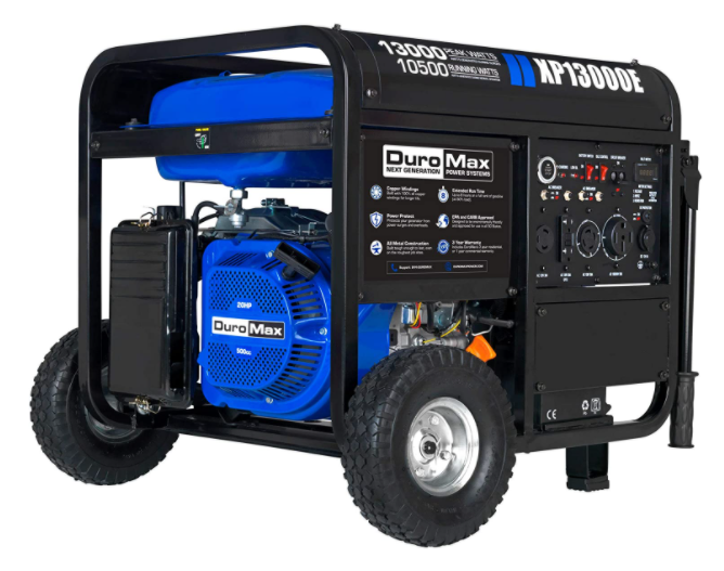 How Much Gas Will Your Generator Use