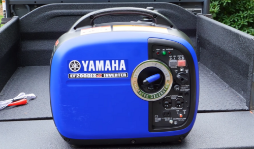 Yamaha EF2000iS Review for 2021